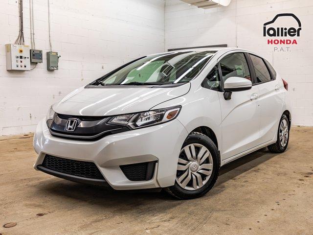 Honda Fit LX+JAMAIS ACCIDENTE+GARANTIE 10 ANS*/200 000 KM* 2015