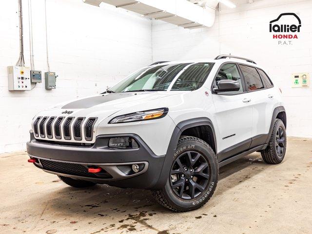 Jeep Cherokee Trailhawk+JAMAIS ACCIDENTE 2018