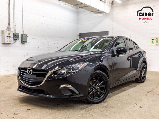 Mazda 3 GS GS+AUTOMATIQUE+CAMERA 2016
