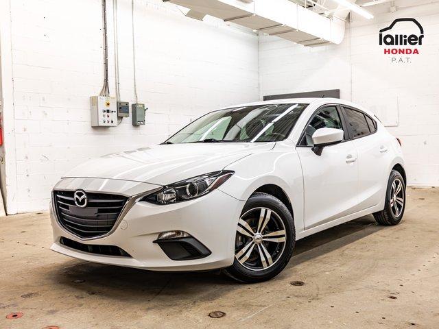 Mazda Mazda3 Sport GX+JAMAIS ACCIDENTE 2016