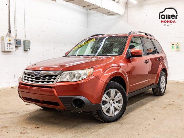 Subaru Forester X Convenience+JAMAIS ACCIDENTE 2011