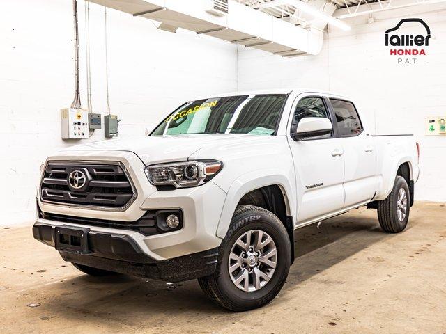 Toyota Tacoma SR5+DOUBLE CAB+JAMAIS ACCIDENTE 2019