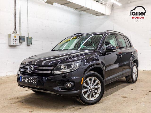 Volkswagen Tiguan HIGHLINE 4MOTION 2014