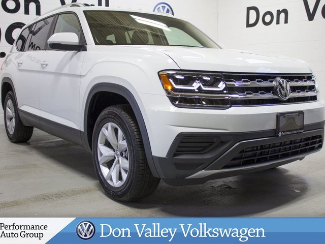 2018 Volkswagen Atlas 3.6 FSI TRENDLINE. ALLOYS. KEYLESS. BLUETOOTH