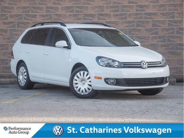2014 Volkswagen Golf Sportwagon 2.0 TDI Comfortline  Clean carproof