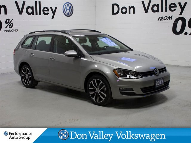 2017 Volkswagen Golf Sportwagon SORRY SOLD PENDING DELIVERY