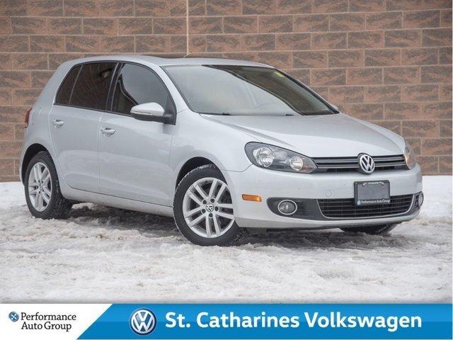2010 Volkswagen Golf 2.0 TDI Comfortline  Clean carproof, Sunroof