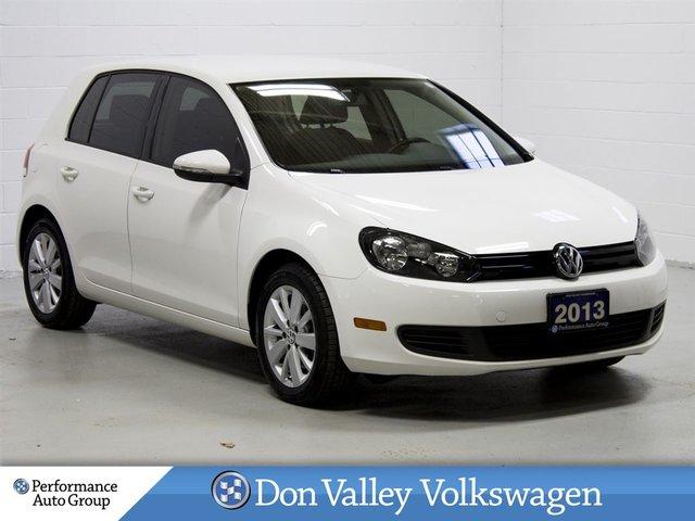 2013 Volkswagen Golf 2.5L Trendline (A6)  Low KM HTD Seats AC