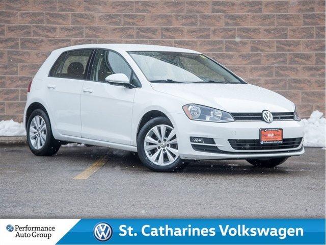 2015 Volkswagen Golf 2.0 TDI Trendline Clean Carproof, Bluetooth