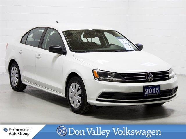 2015 Volkswagen Jetta SOLD PENDING DELIVERY