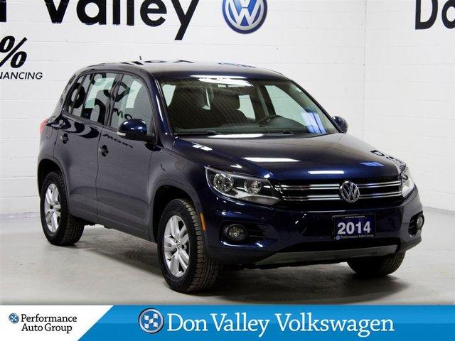 2014 Volkswagen Tiguan Trendline A/C PWR WINDOWS&LOCKS