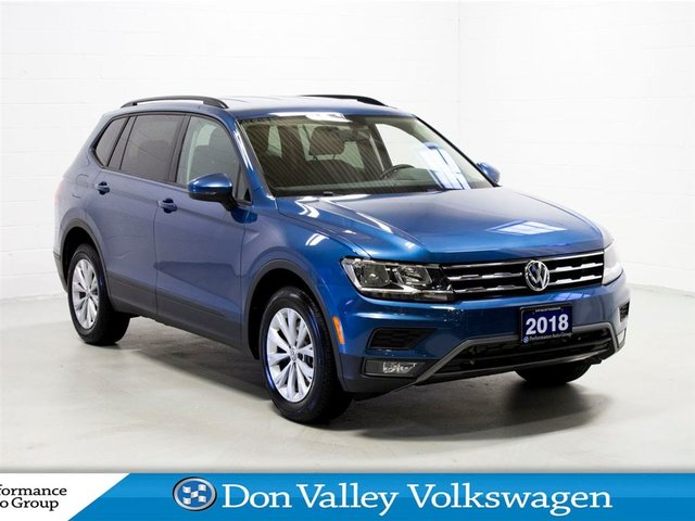 2018 Volkswagen Tiguan Trendline Bluetooth R.CAM