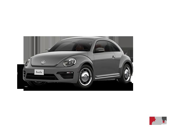 2017 Volkswagen Beetle Classic 1.8T 6sp at w/Tip