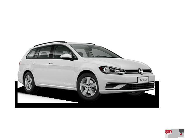 2018 Volkswagen Golf Sportwagon Sportwagen 1.8T Trendline DSG 6sp at w/Tip 4motion
