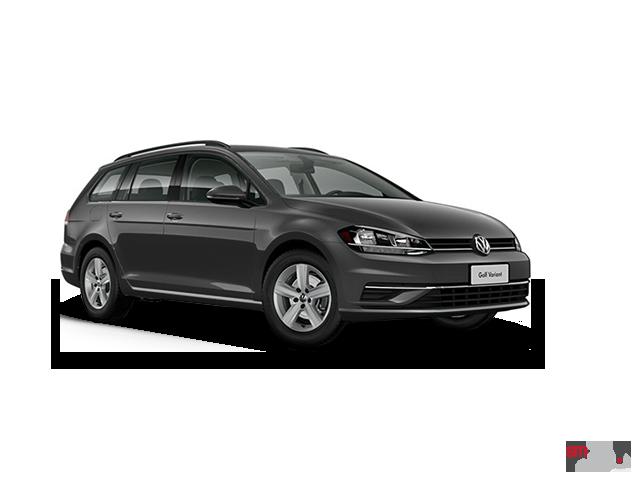 2018 Volkswagen Golf Sportwagon Sportwagen 1.8T Trendline 6sp 4motion