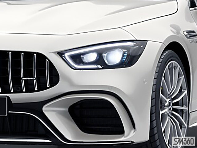Mercedes-Benz AMG GT 4 portes AMG 63 S 2019 - photo 2