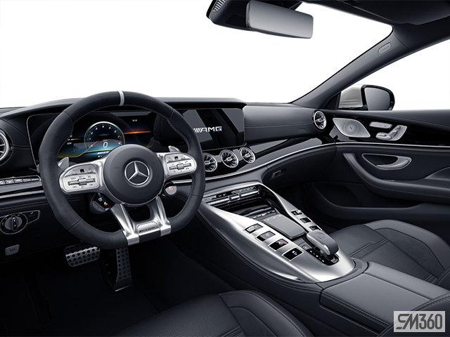 Mercedes-Benz AMG GT 4 portes AMG 63 S 2019 - photo 3