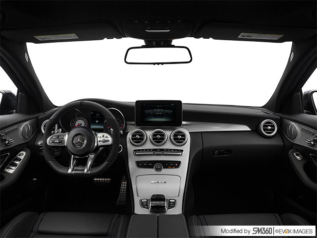 Mercedes-Benz C-Class Sedan AMG 63 2019 - photo 3