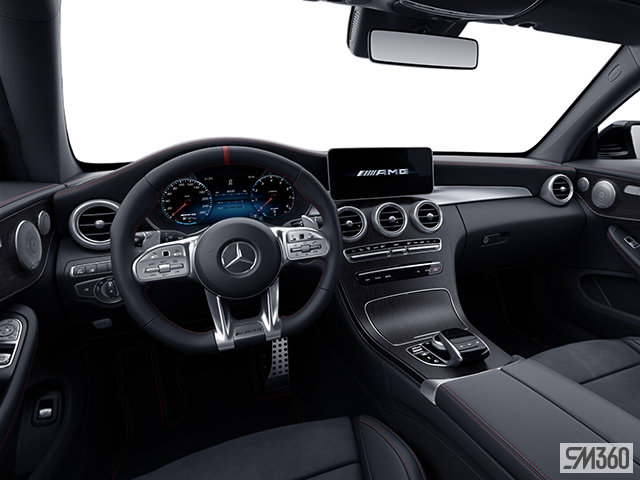 Mercedes-Benz C-Class Coupe AMG 43 4MATIC 2019 - photo 3
