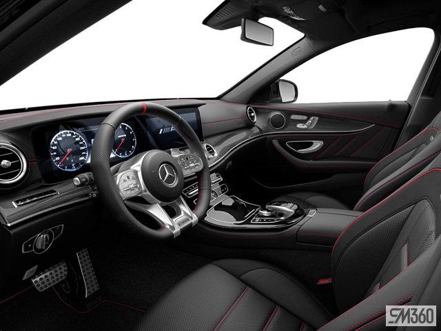 Mercedes-Benz E-Class Wagon AMG E 53 4MATIC 2019 - photo 1
