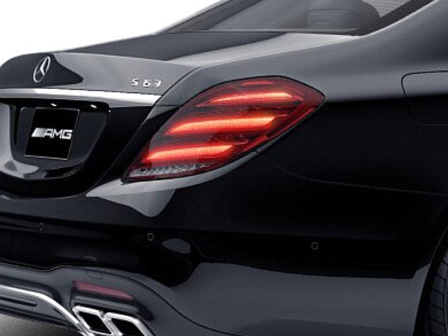 Mercedes-Benz S-Class Sedan AMG 63 4MATIC 2019 - photo 2