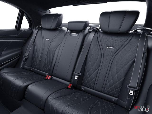 Mercedes-Benz S-Class Sedan AMG 63 4MATIC 2019 - photo 3