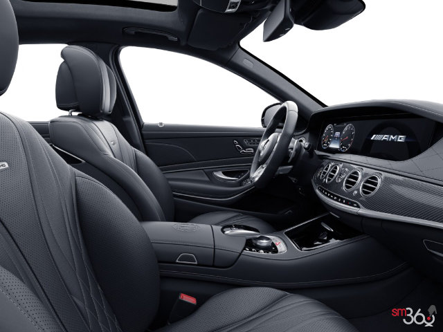 Mercedes-Benz Classe S Berline AMG 65  2019 - photo 3