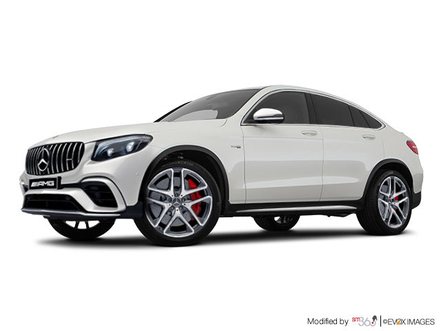 Mercedes-Benz GLC Coupe AMG 63S 4MATIC Coupe 2019 - photo 3