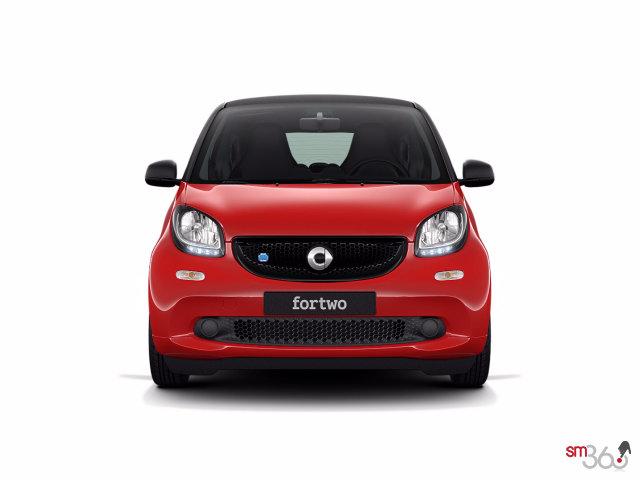 smart fortwo coupé EQ 2019 - photo 1