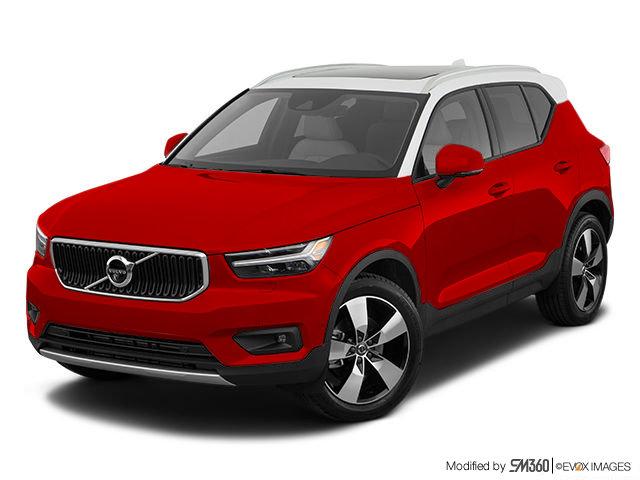 2020 Volvo Xc40 Momentum From 41 892 Van Herpt Motors Limited