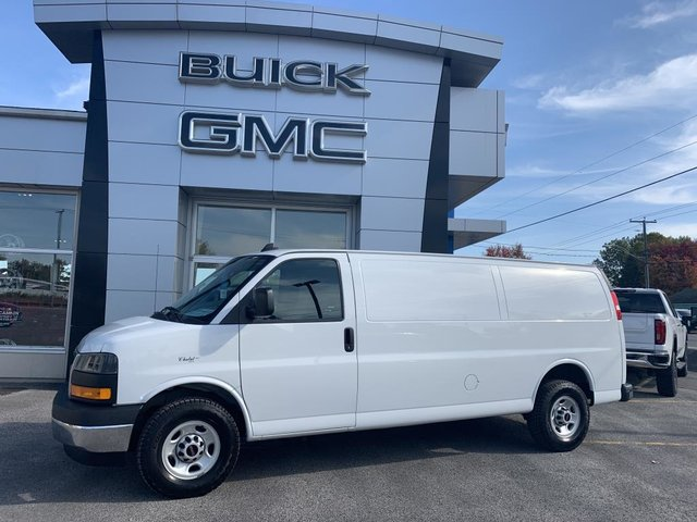 Gmc Savana Cargo Van SAVANA UTILITAIRE 2019