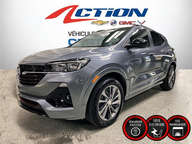 Buick Encore GX AWD - Preferred - Toit Ouvrant - Comme Neuf 2020