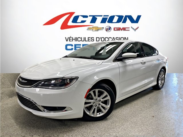 Chrysler 200 Limited - Toit - Mags - 2015