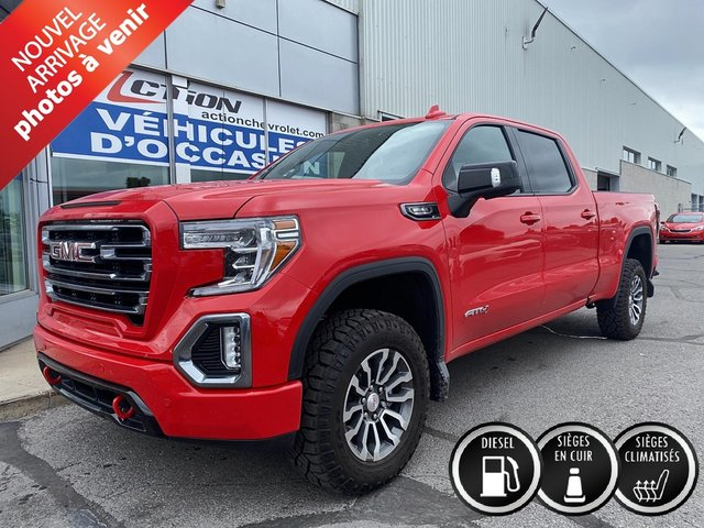 Gmc Sierra 1500 AT4 - Crew Cab - Comme Neuf - 1545km 2021