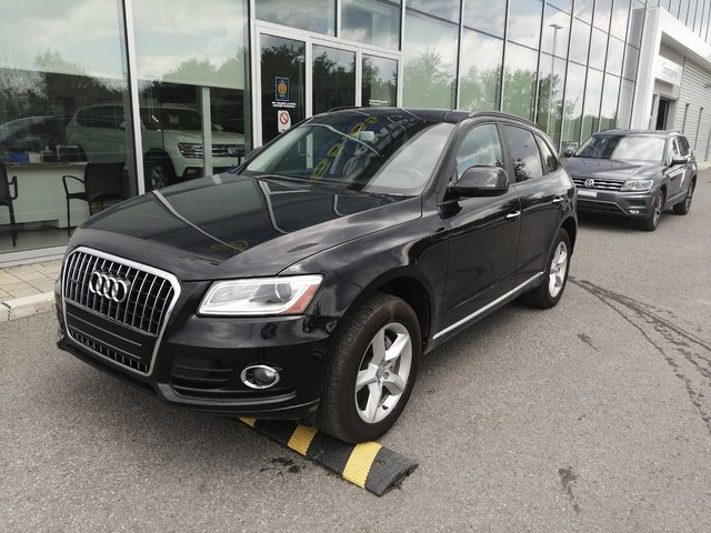 Audi Q5 2.0T KOMFORT+TOIT+COMMODITÉ 2017