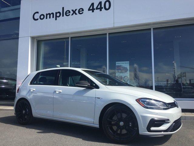 Volkswagen Golf R Driver Assist +Black Pack+Pearl Paint 2019