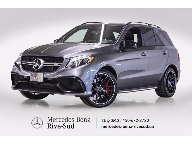 Mercedes-Benz GLE AMG 63 S 2017