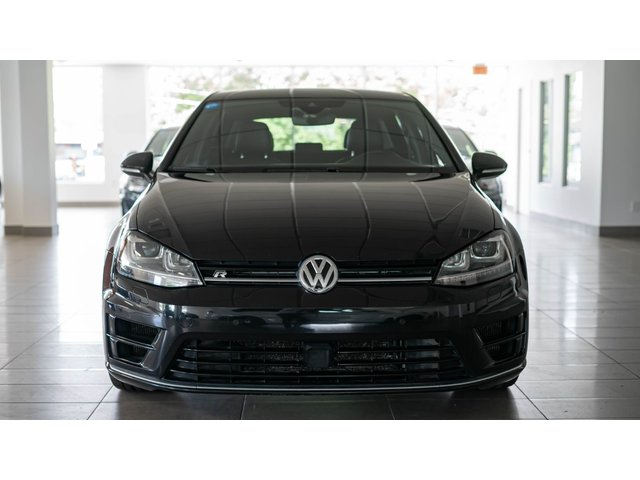 Volkswagen Golf R 2.0 TSI 2017