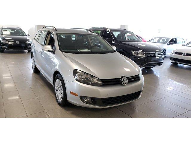 Volkswagen Golf wagon TRENDLINE 2014