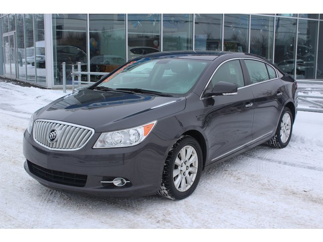 Buick LaCrosse GROUP CONVENIENCE*2.4L*AC*BLUETOOTH*CAM RECUL 2012
