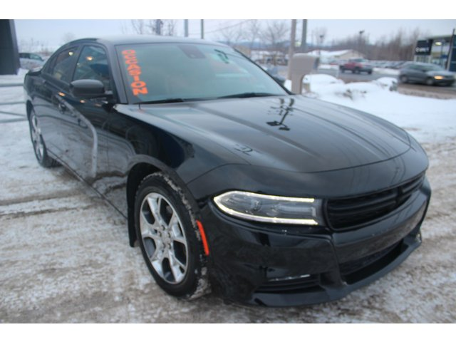 Dodge Charger SXT*RALLYE*AWD*GPS*CAM RECUL*BLUETOOTH*CRUISE 2015