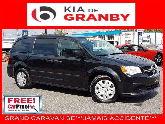 Dodge Grand Caravan SE***57159 KM*** 2016