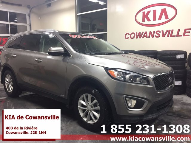 Kia Sorento LX+***TURBO+AWD+BLUETOOTH*** 2016