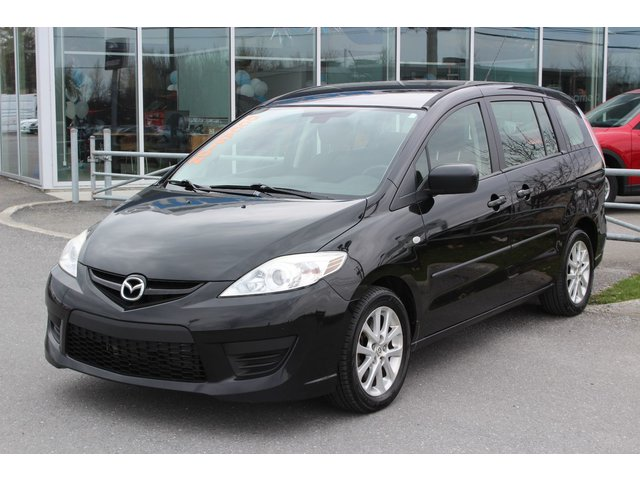 Mazda Mazda5 GS*6 PASS*MAN*AC*CRUISE*GR ELEC*CD MP3*AUX 2008