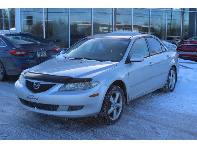 Mazda Mazda6 GS*AC*CRUISE*GR ELEC*LECTEUR CD* 2004