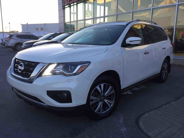 Nissan Pathfinder SL AWD TECH GPS CUIR TOIT CAMERA 360 7 PLACES 2017