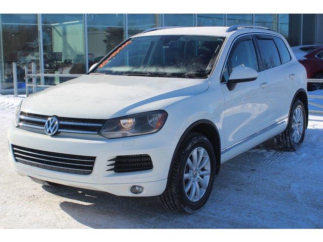 Volkswagen Touareg TDI*AWD*GPS*BLUETOTH*AC*CUIR*CRUISE*SIEGES CH 2012