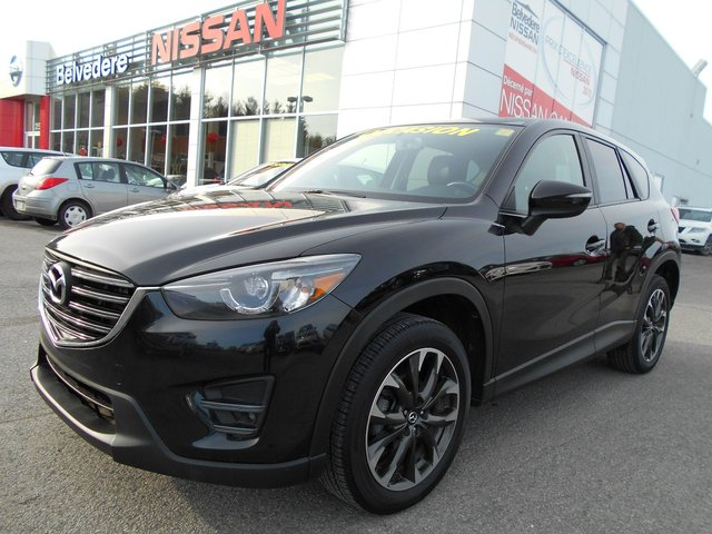 Mazda CX-5 GT AWD TECH NAVIGATION CUIR TOIT OUVRANT 2016