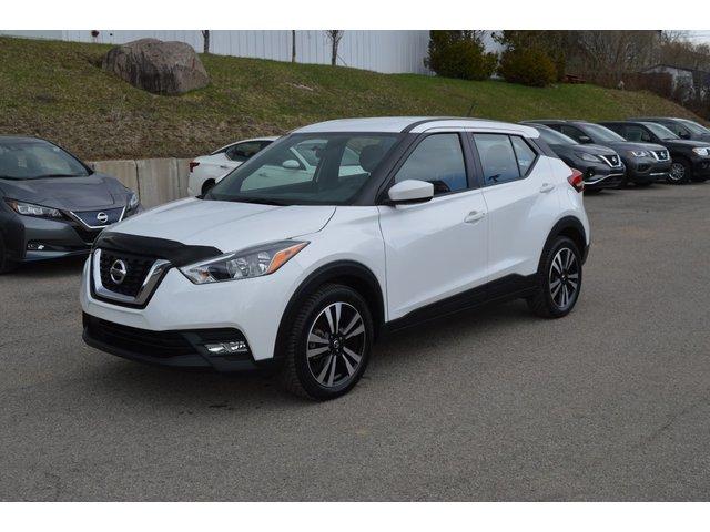 Nissan KICKS SV JANTES EN ALLIAGE CAMERA DE RECUL 2019