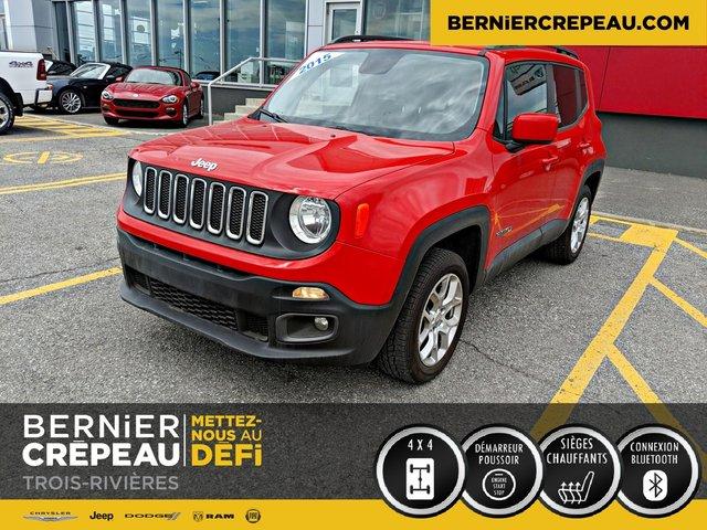 Jeep Renegade NORTH 4X4 DEMARREUR A DISTANCE 2015